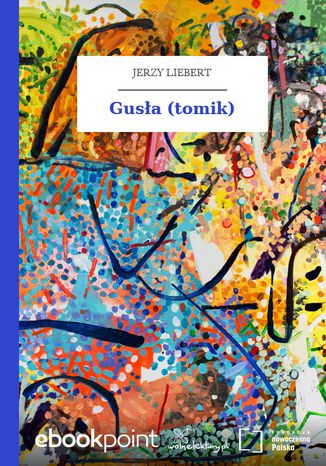 Okładka książki/ebooka Gusła (tomik)
