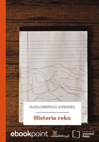 Okładka książki/ebooka Historia roku