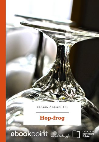 Okładka książki/ebooka Hop-frog