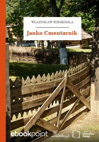 Okładka książki/ebooka Janko Cmentarnik
