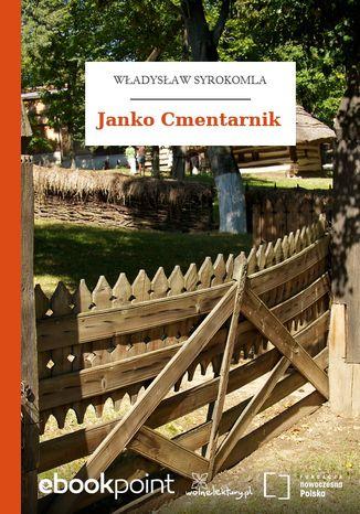 Okładka książki Janko Cmentarnik