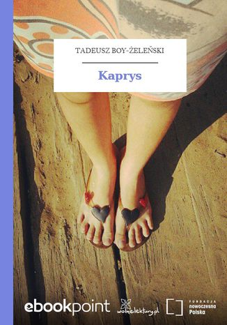 Okładka książki/ebooka Kaprys