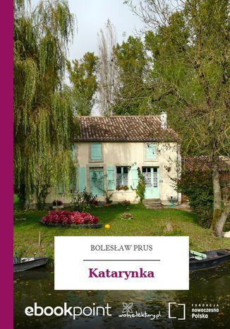 Okładka książki Katarynka