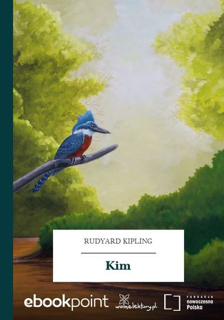 Okładka książki/ebooka Kim