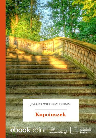 Okładka książki/ebooka Kopciuszek