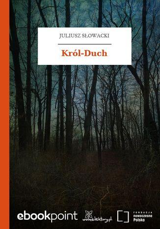 Okładka książki Król-Duch