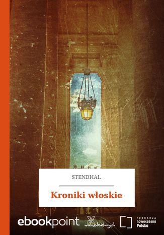 Okładka książki/ebooka Kroniki włoskie