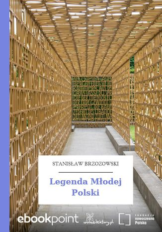 Okładka książki/ebooka Legenda Młodej Polski