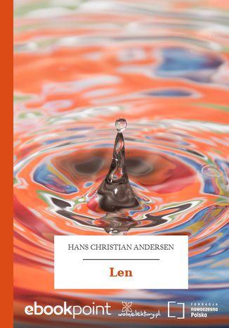 Okładka książki Len