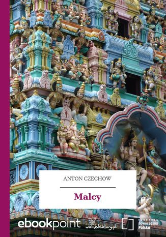 Okładka książki/ebooka Malcy