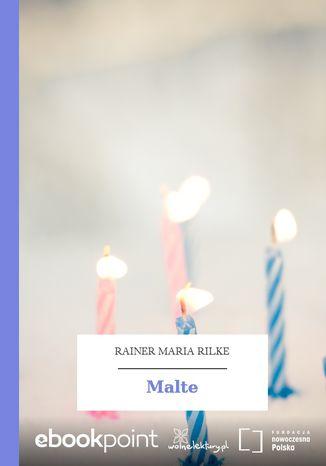 Okładka książki Malte