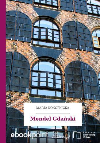Okładka książki Mendel Gdański