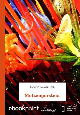 Okładka książki/ebooka Metzengerstein