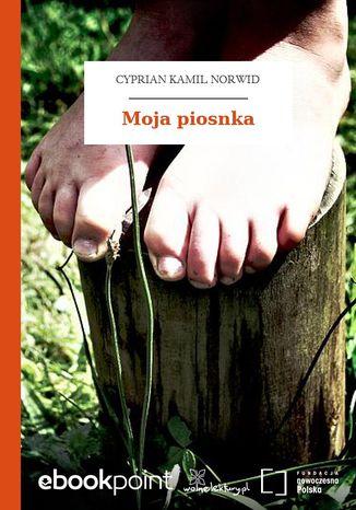 Okładka książki/ebooka Moja piosnka