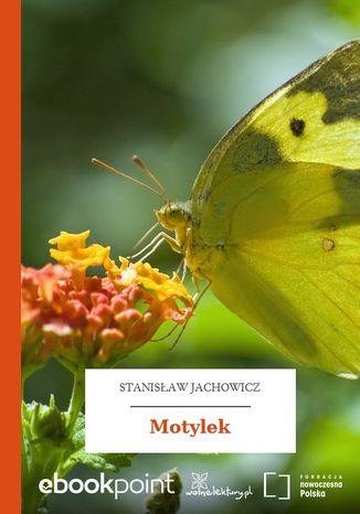 Okładka książki Motylek