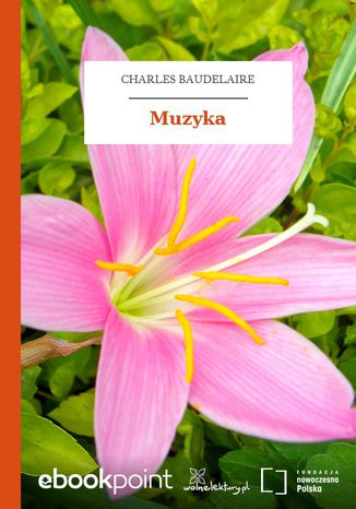 Okładka książki/ebooka Muzyka