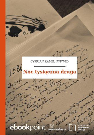 Okładka książki/ebooka Noc tysiączna druga