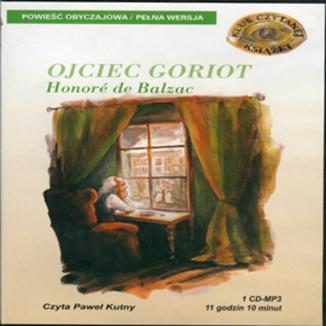 Okładka książki Ojciec Goriot