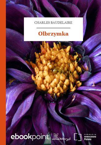 Okładka książki Olbrzymka