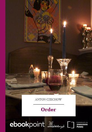Okładka książki Order