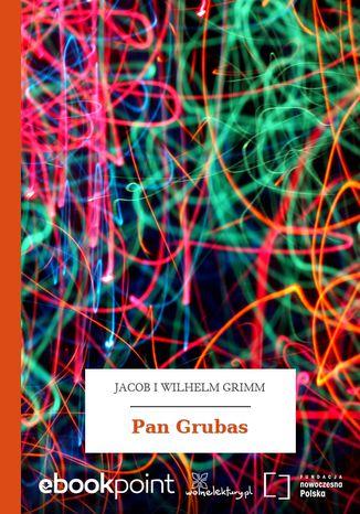Okładka książki Pan Grubas