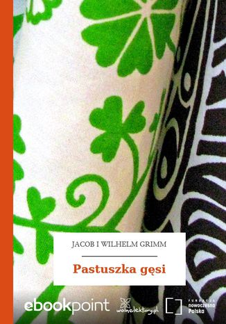 Okładka książki/ebooka Pastuszka gęsi