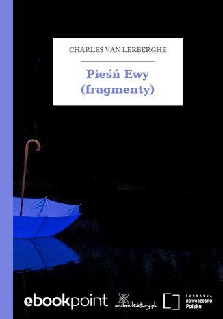 Okładka książki/ebooka Pieśń Ewy (fragmenty)