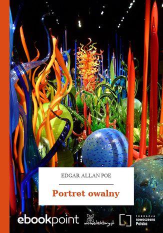 Okładka książki/ebooka Portret owalny