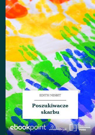 Okładka książki/ebooka Poszukiwacze skarbu