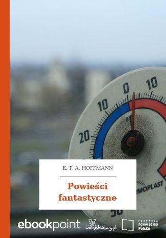 Okładka książki/ebooka Powieści fantastyczne