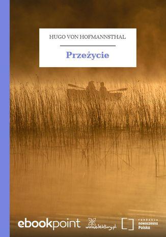 Okładka książki/ebooka Przeżycie