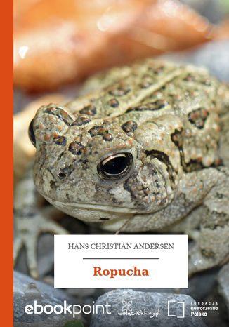 Okładka książki Ropucha