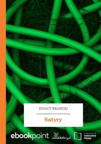 Okładka książki Satyry