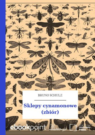 Okładka książki Sklepy cynamonowe (zbiór)