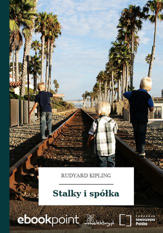 Okładka książki Stalky i spółka