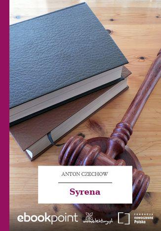 Okładka książki Syrena
