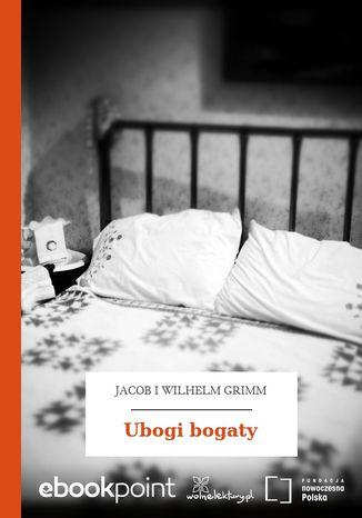 Okładka książki/ebooka Ubogi bogaty