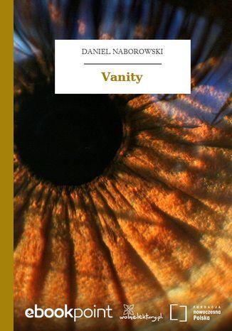 Okładka książki Vanity