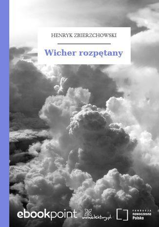 Okładka książki Wicher rozpętany