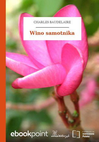 Okładka książki Wino samotnika