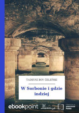 W Sorbonie i gdzie indziej