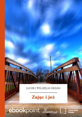 Okładka książki/ebooka Zając i jeż