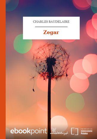 Okładka książki Zegar