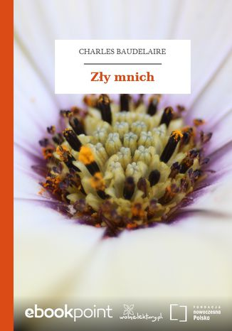 Okładka książki/ebooka Zły mnich