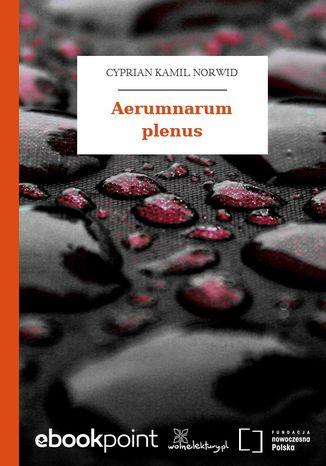 Okładka książki Aerumnarum plenus