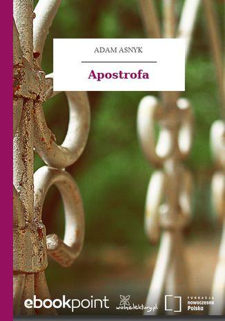 Okładka książki Apostrofa