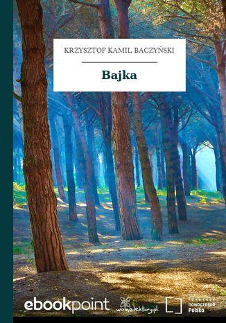 Okładka książki Bajka