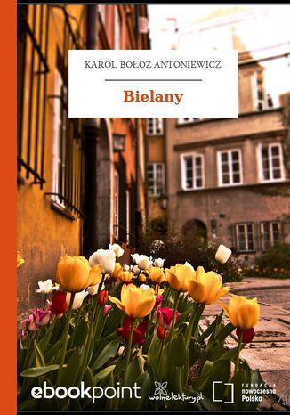 Okładka książki Bielany