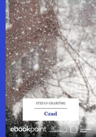 Okładka książki/ebooka Czad