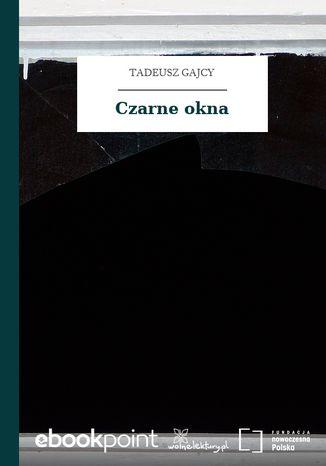 Okładka książki Czarne okna